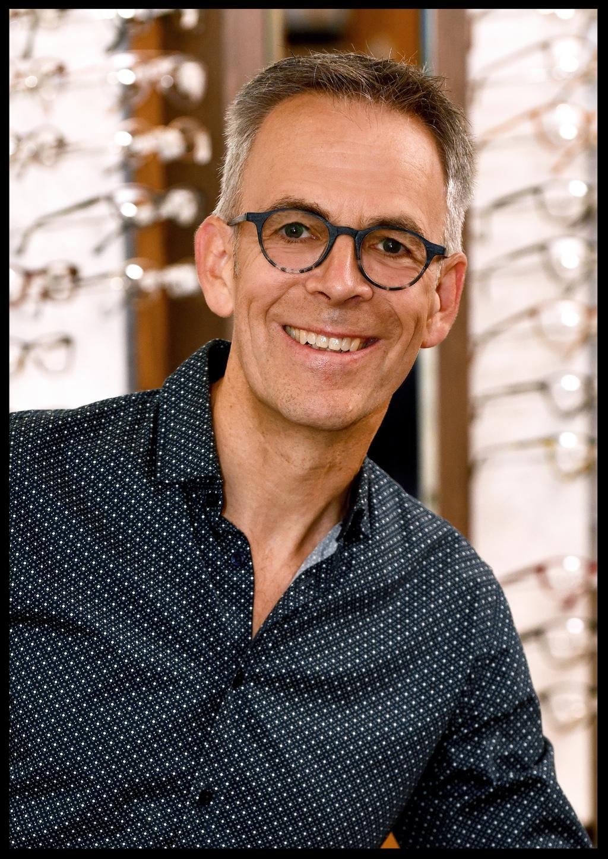 Reinhard Tölle, staatlich geprüfter Augenoptiker und Augenoptikermeister bei Augenoptik Tölle in Paderborn