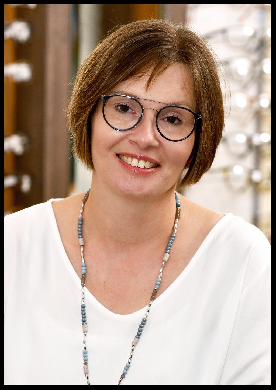 Britta Scharf, Augenoptikerin bei Augenoptik Tölle in Paderborn