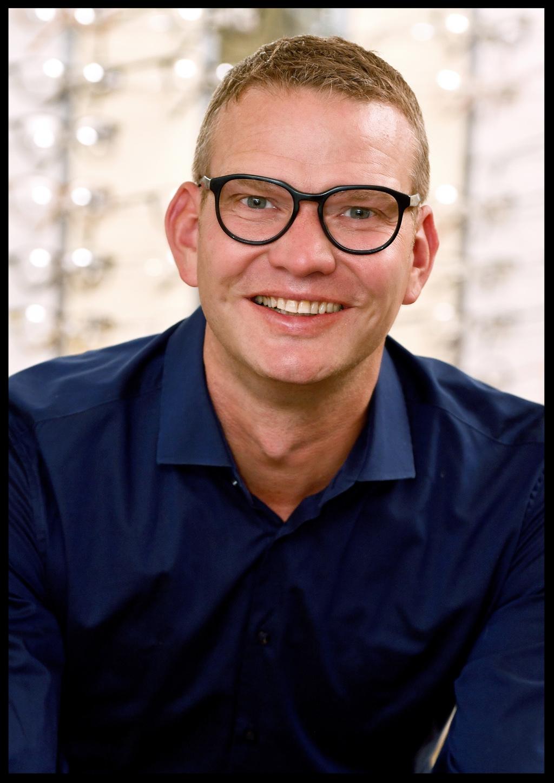 Eckard Lickmeyer, Augenoptiker bei Augenoptik Tölle in Paderborn