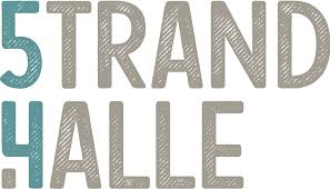 Logo der Strandhalle (Quelle: strandhalle54.de)