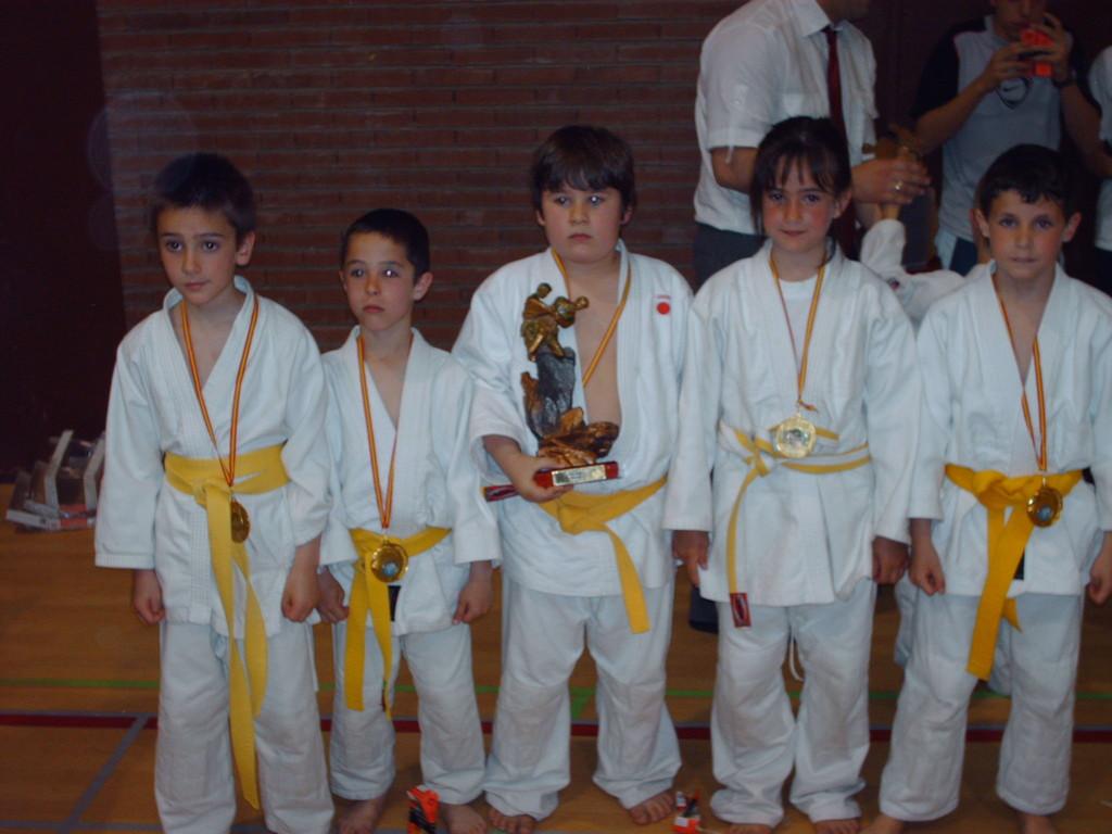 Daniel Bustamante, Juan Quintero, Santiago Estevez, Claudia y Hugo Diez