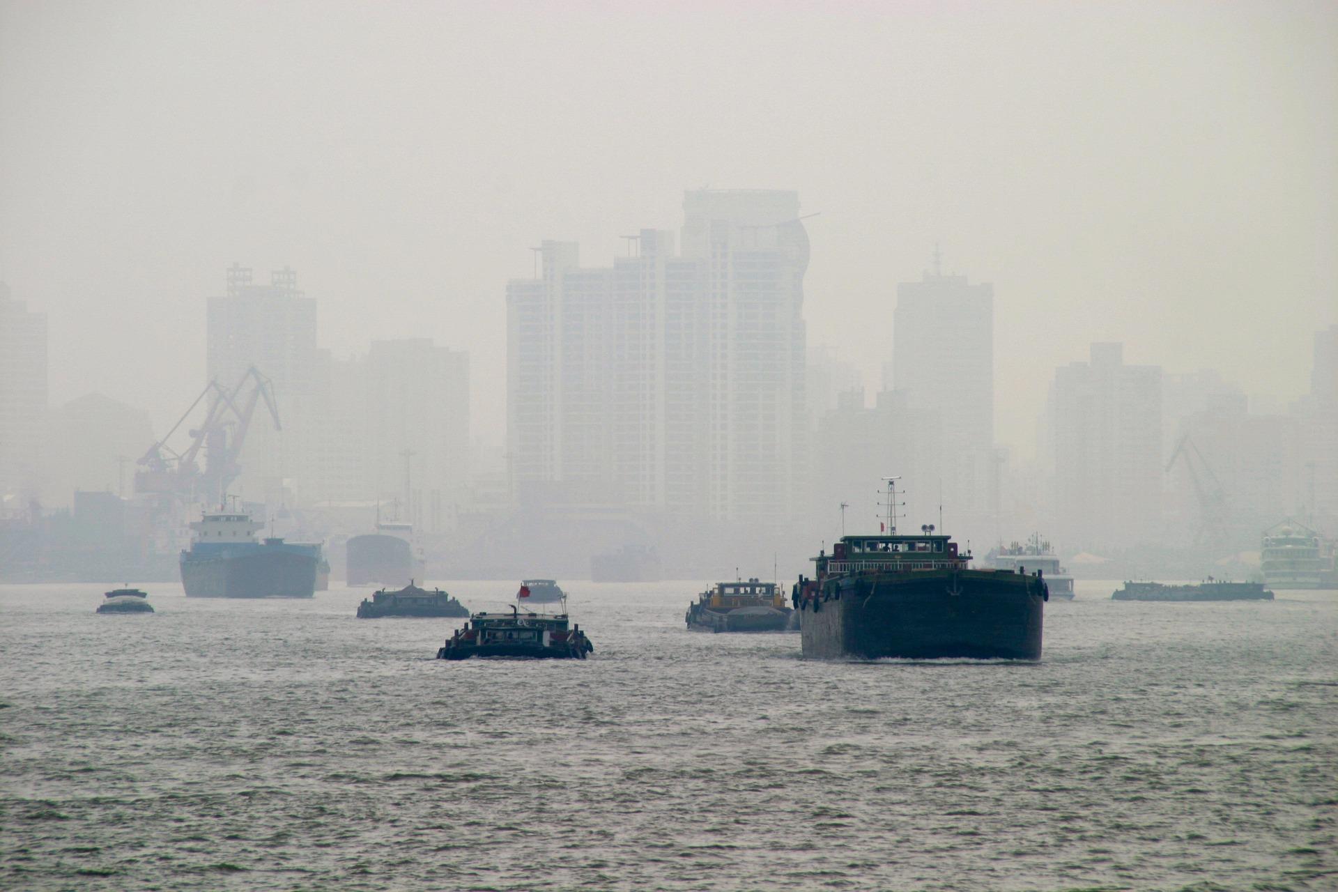 Le smog et ses conséquences
