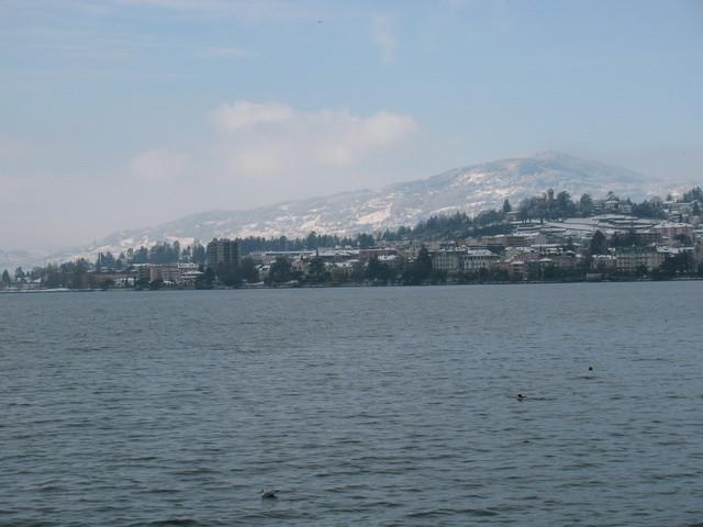 Umgebung von Montreux