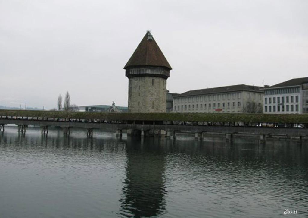 Kappelerbrücke Luzern