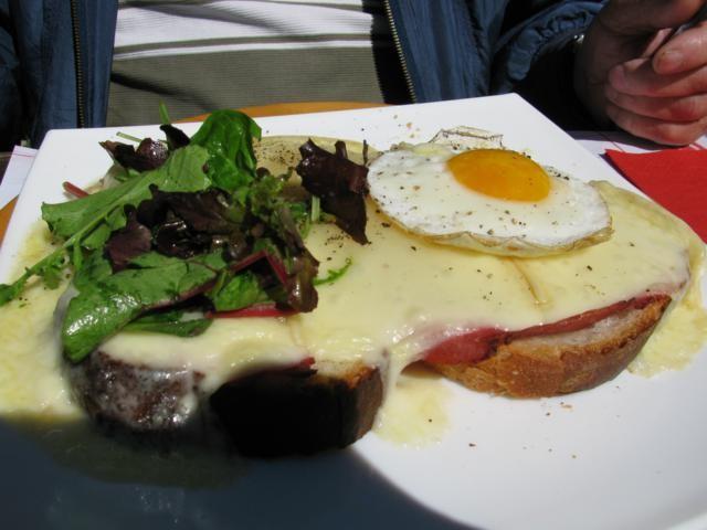 Mittagessen Restaurant Sanetsch