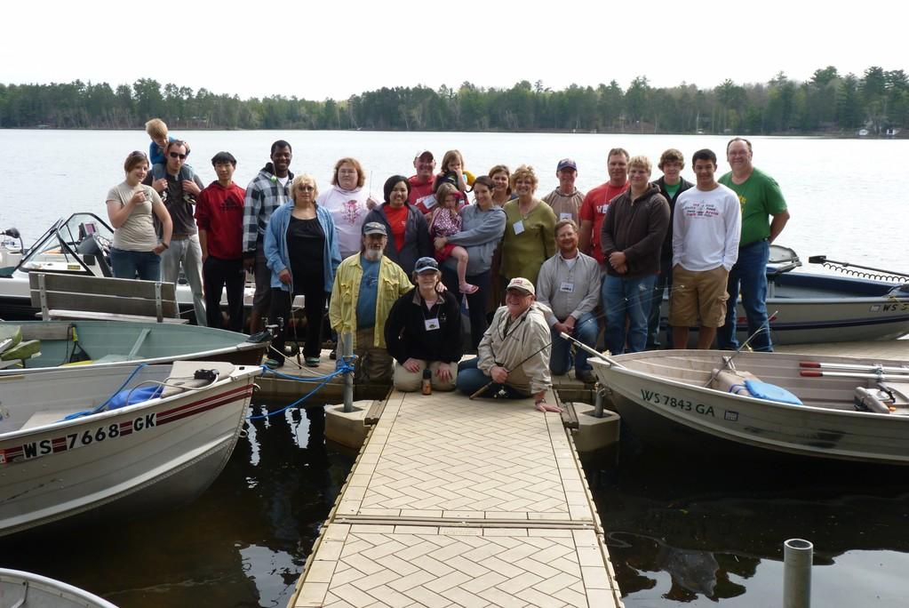 Fishers of Men, Women and Children 2011