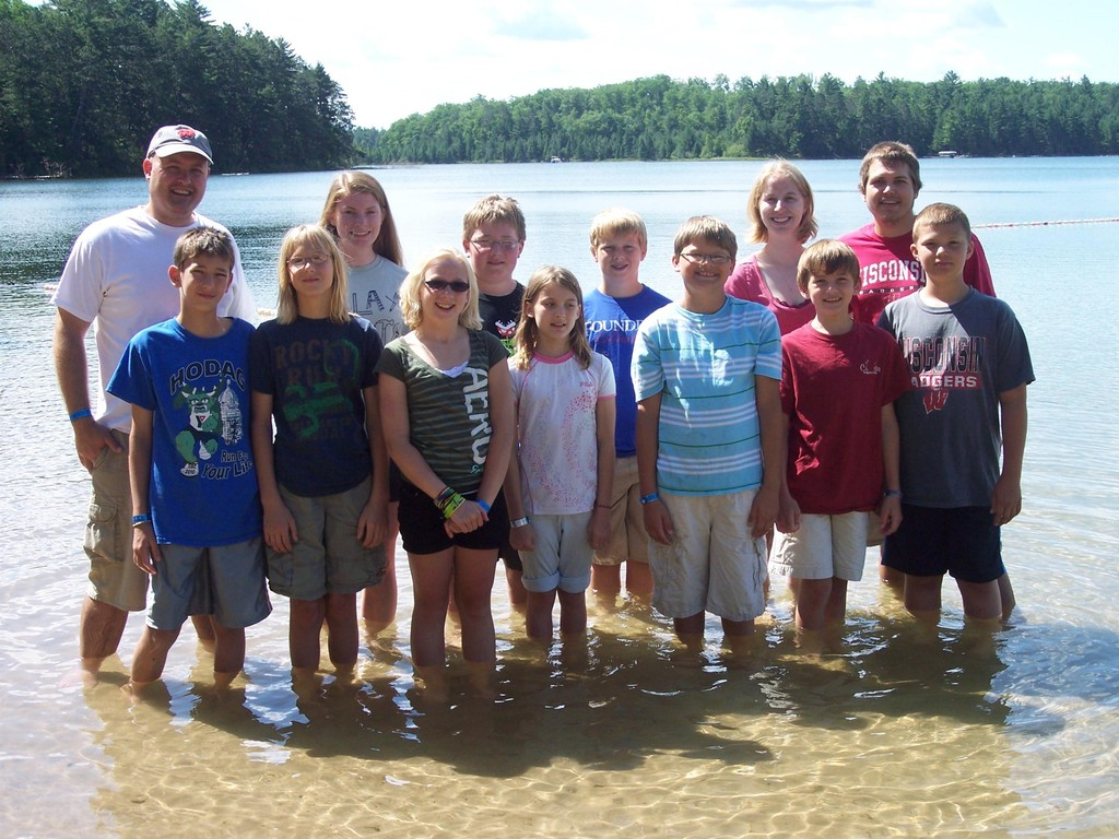 Junior Camp 2011