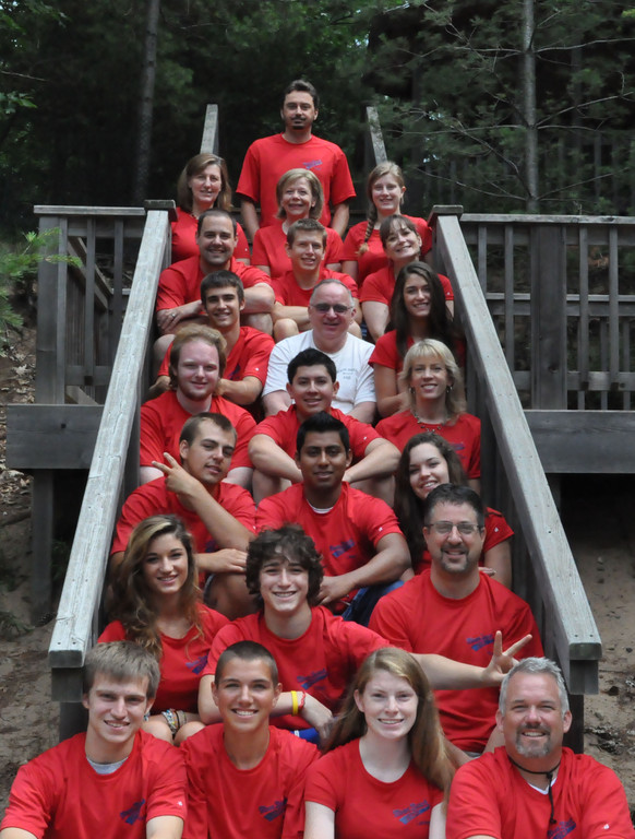 Moon Beach Staff 2011