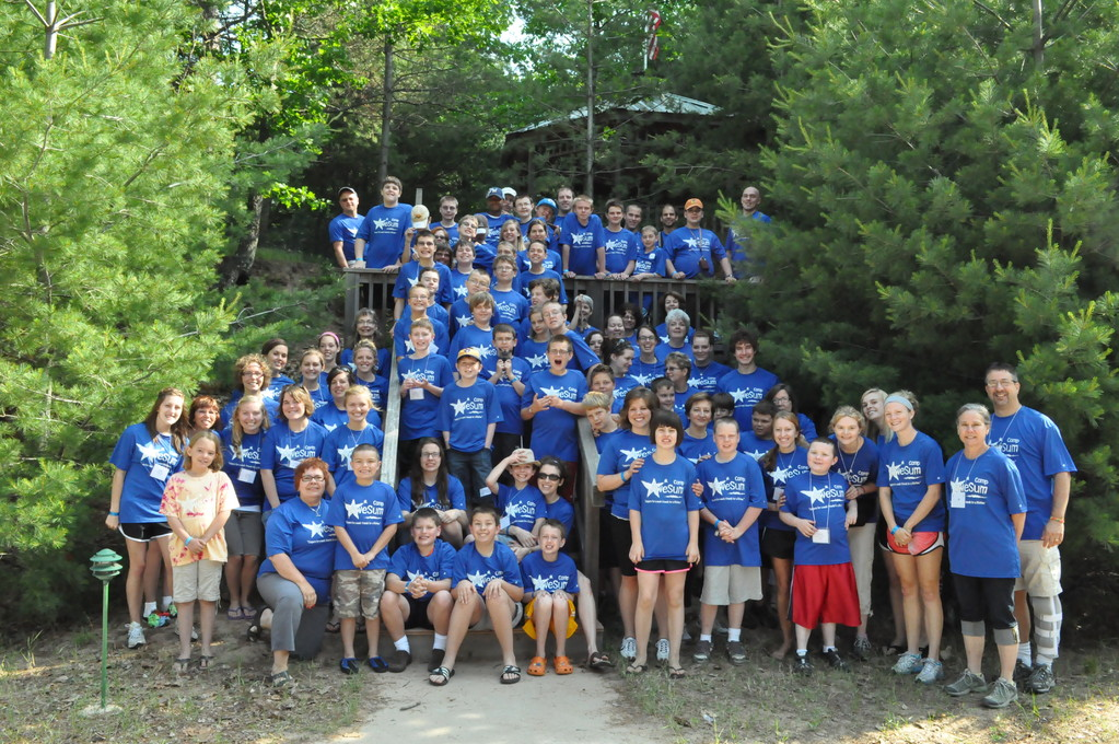 Camp AweSum Youth Camp 2011