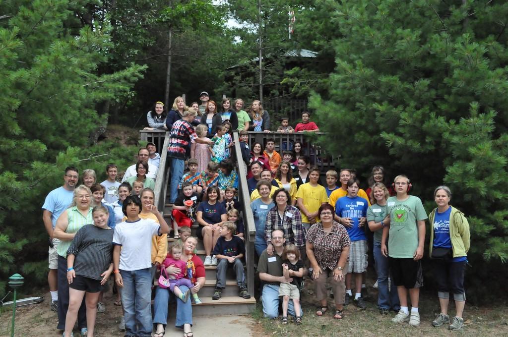 Camp AweSum Family Camp Week 2 2011