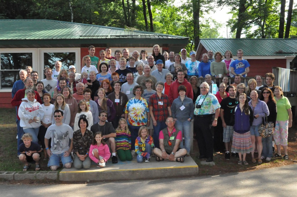 Bremer Family Camp 2011