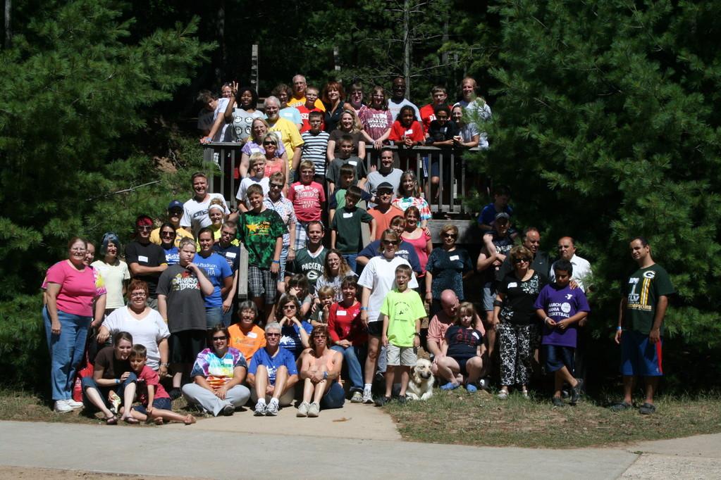 Camp AweSum Family Camp Week 1 2011