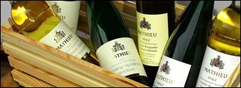 Weinprobepaket Weingut Mathieu