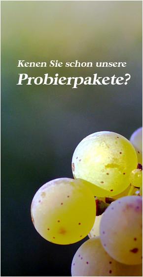 Probierpakete vom Weingut Mathieu, Edesheim.