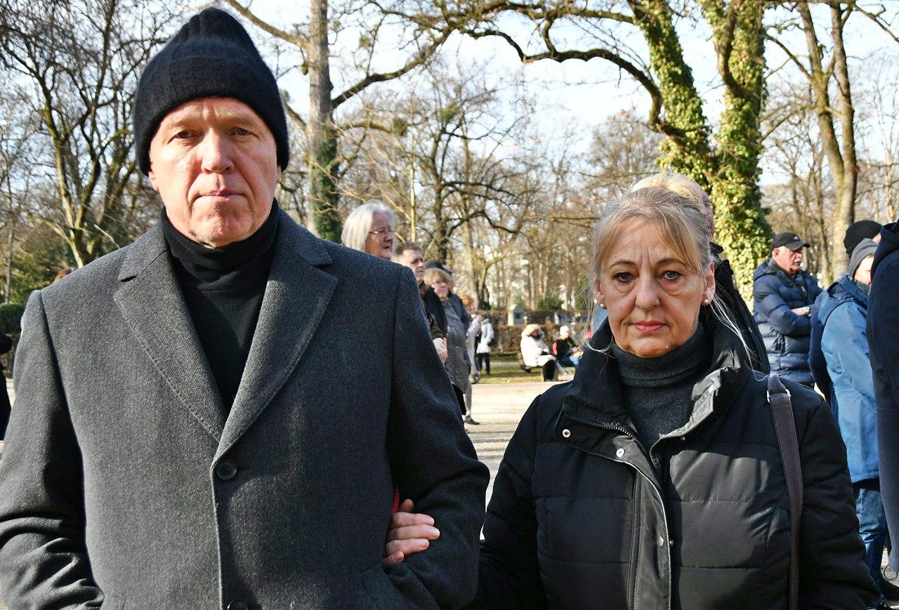 Heinz Josef Braun u. Johanna Bittenbinder