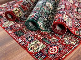Von Modern bis Perserteppich, Sie können jeden Teppich bei uns vorbeibringen.