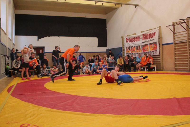 Trainingswettkampf Prenzlauer Berg