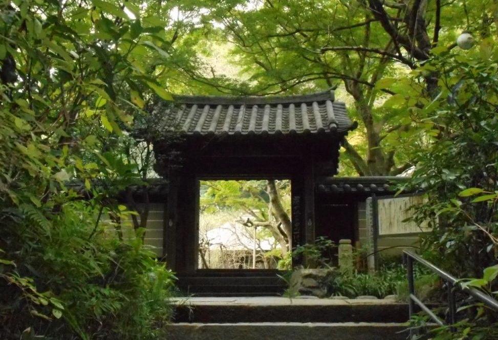 瑞泉寺に到着。