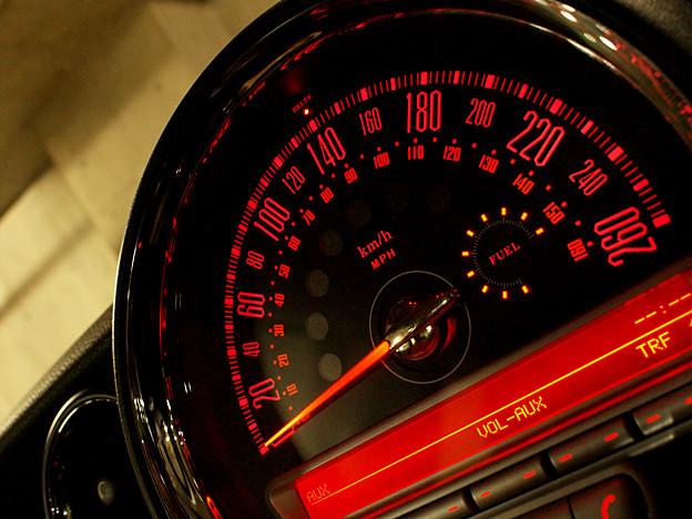 ※モデルはMINIMAX 260km/hを使用しています。