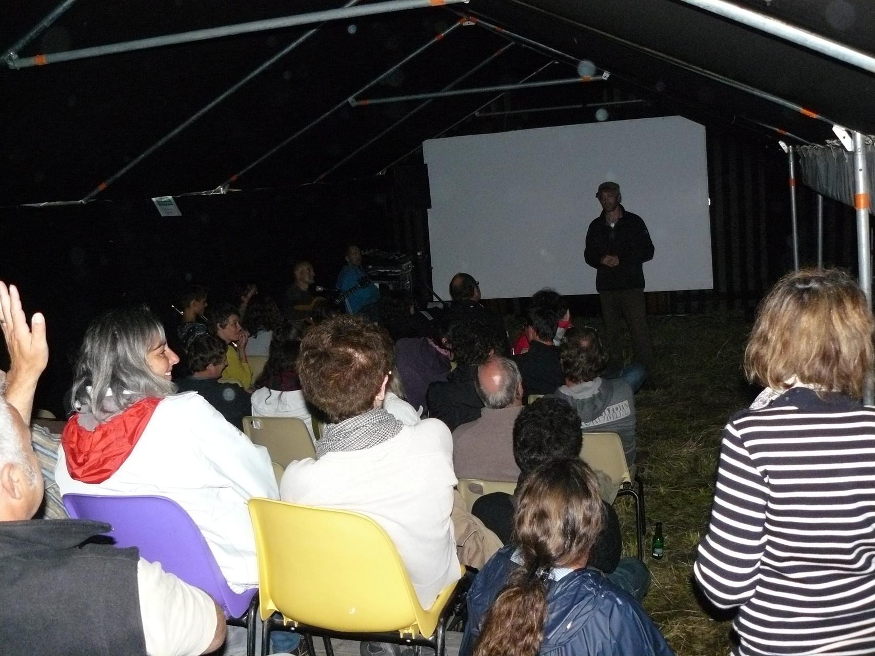 Festival Les Fimeurs - Projection sous chapiteau