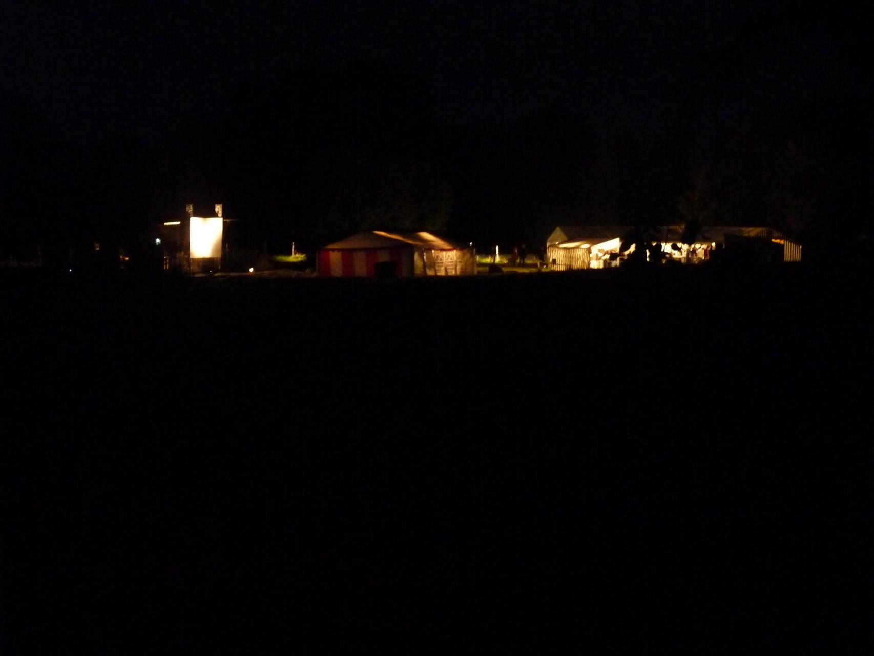 Festival Les Fimeurs - Projection en plein air