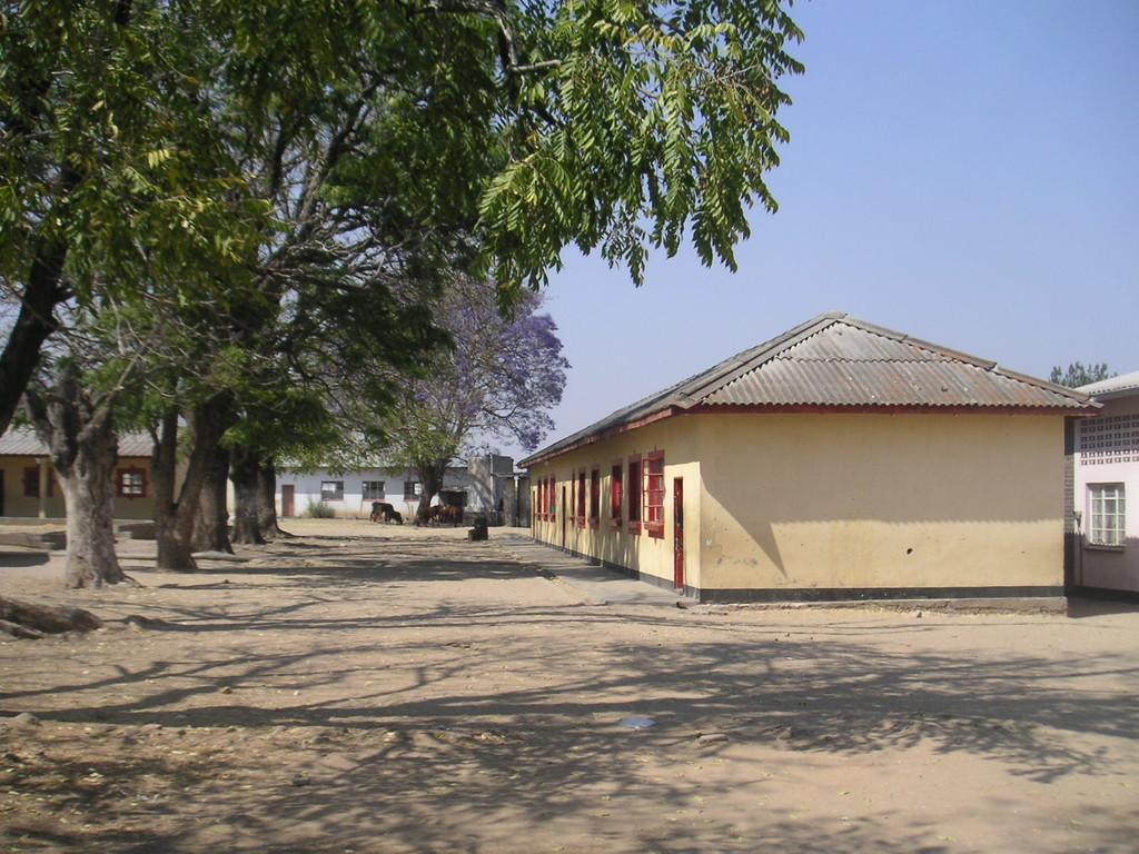 La scuola - ZIMBABWE 2006