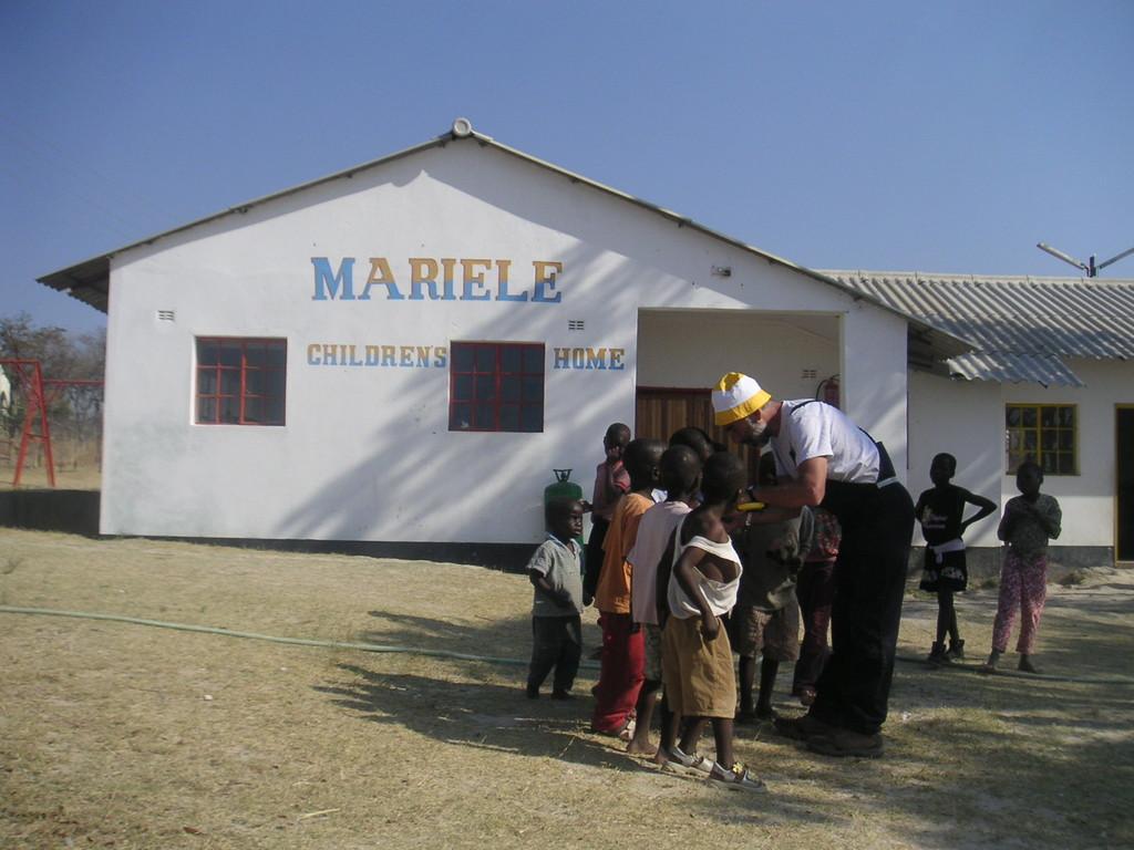 Casa Mariele- ZIMBABWE 2006