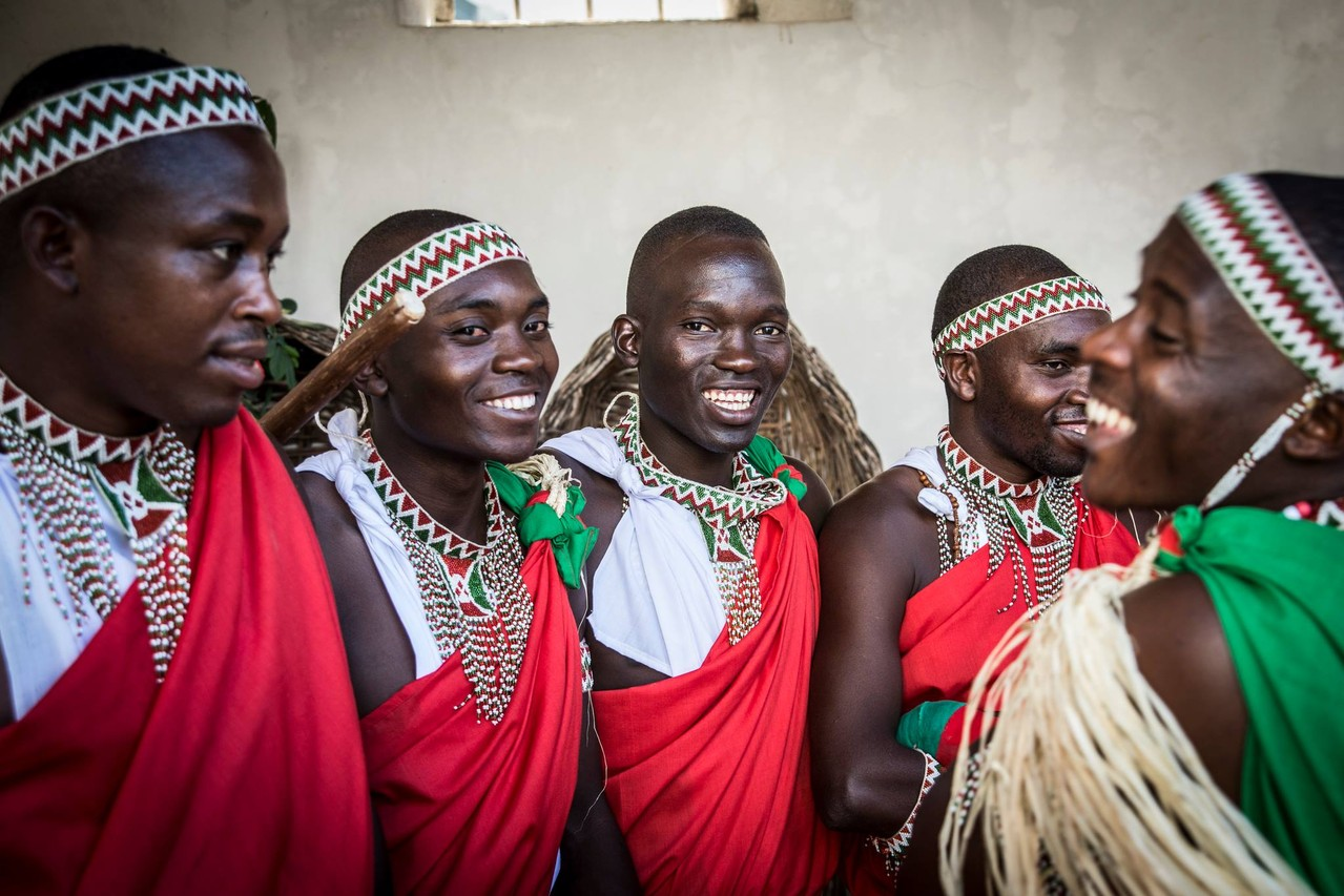I Tamburisti di Muyinga