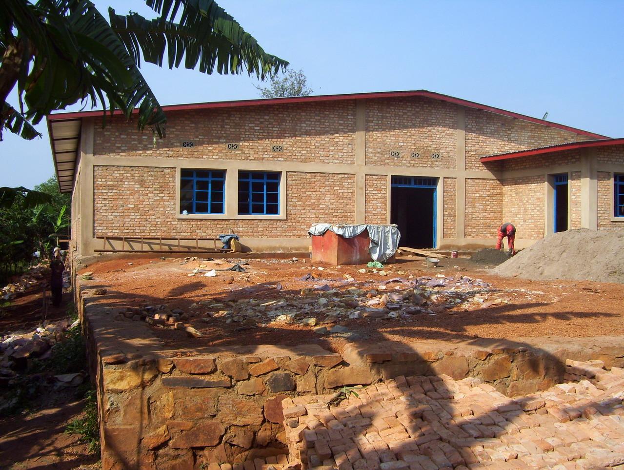 2012 - L'asilo in costruzione
