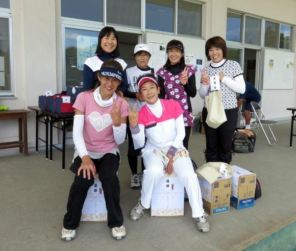 女子決勝トーナメント