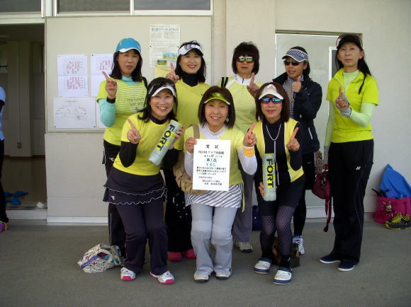 H29 女子コンソレ優勝 TTC