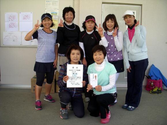 H29 女子準優勝 STC