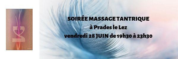 soirée massage
