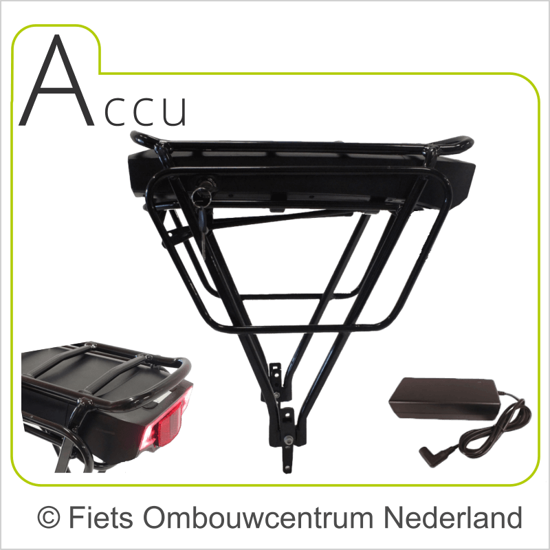 FON 8fun middenmotor ombouwset elektrische fiets accu1