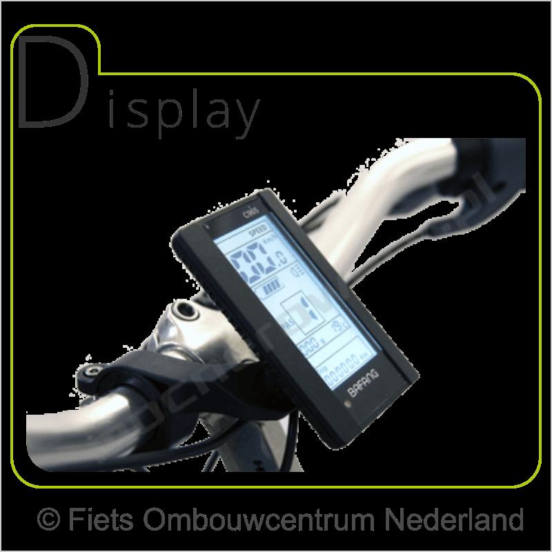 FON voorwielmotor ombouwset elektrische fiets fon.bike