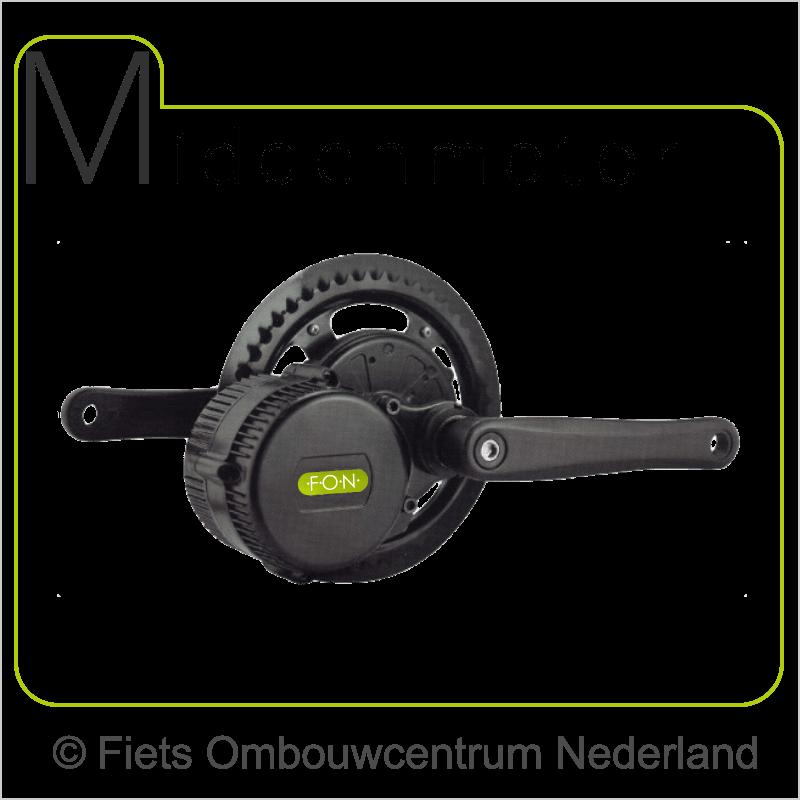 FON 8fun middenmotor ombouwset elektrische fiets motor1