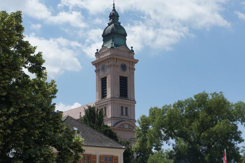 Kirche in Rust