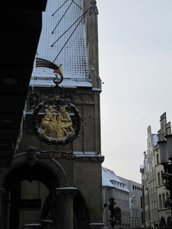 Rathaus mit Friedenssaal, in dem ein Teilvertrag des Westfälischen Friedens abgeschlossen wurde