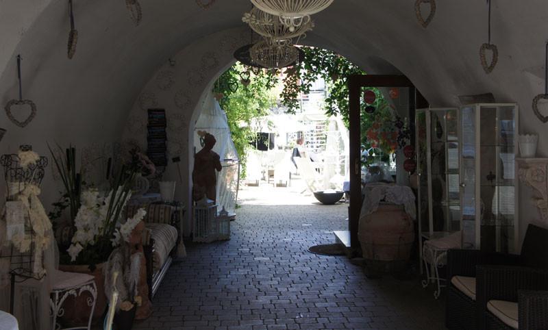 Eingangsbereich Bürgerhaus Mooslechner