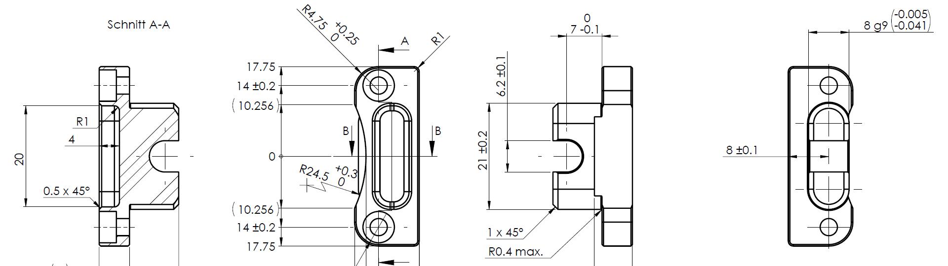 CAD-Zeichnungserstellung: Individuell und extra auf Ihre Wünsche abgestimmt