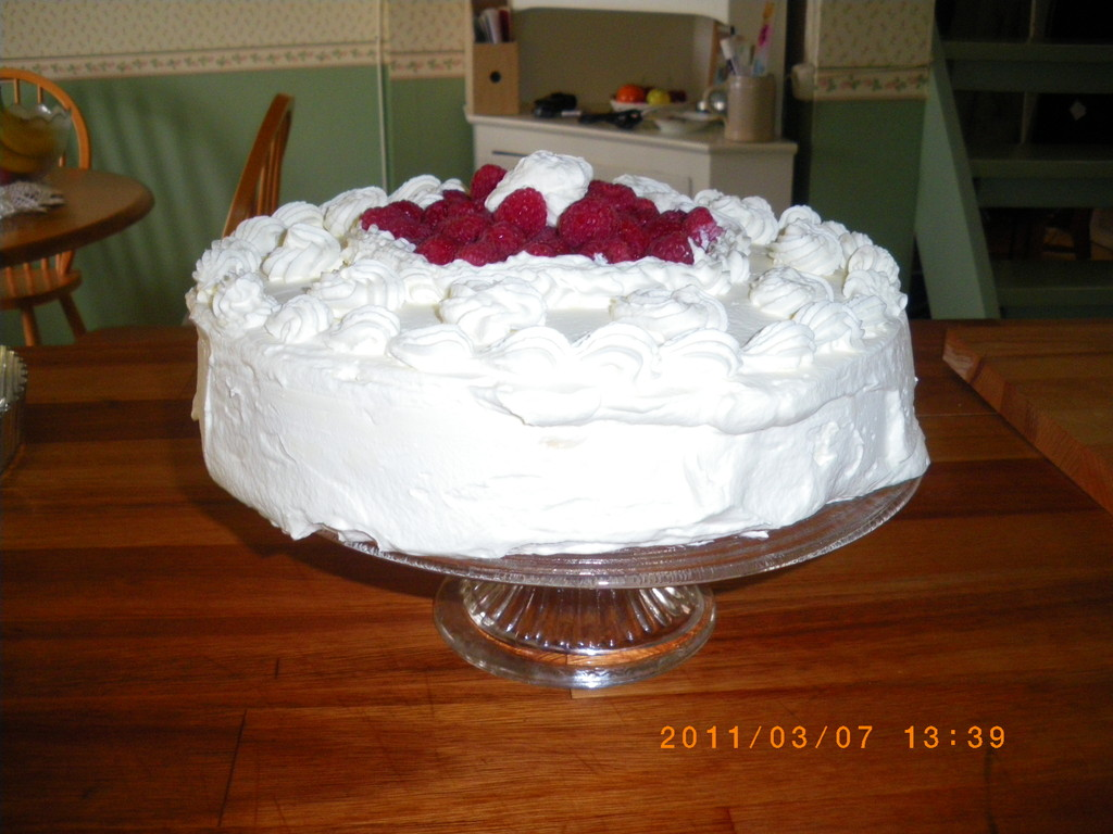 torta de merengue