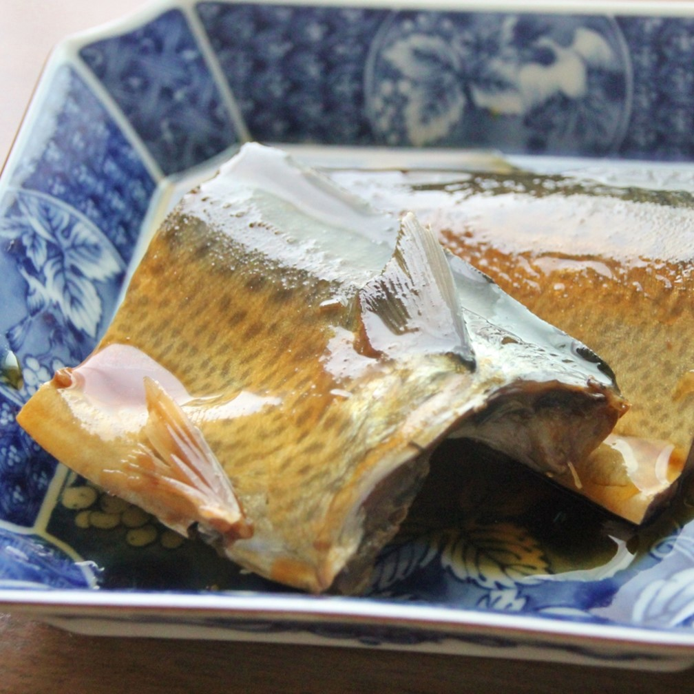 鯖(さば)の味噌煮