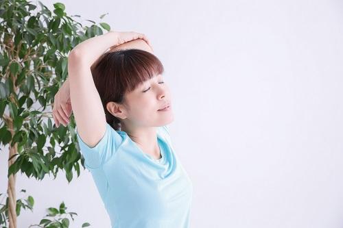 ストレスで収縮した血流をアデノシンによって流れやすくする