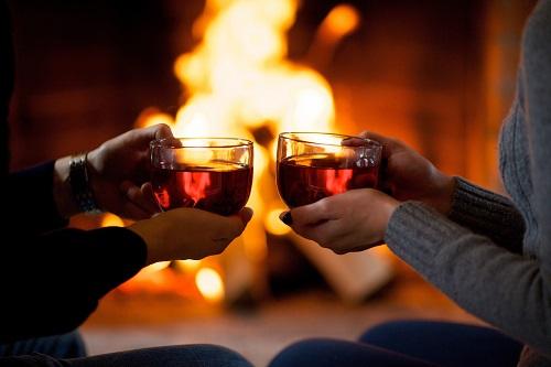 体を温めるのは特に日本酒や焼酎