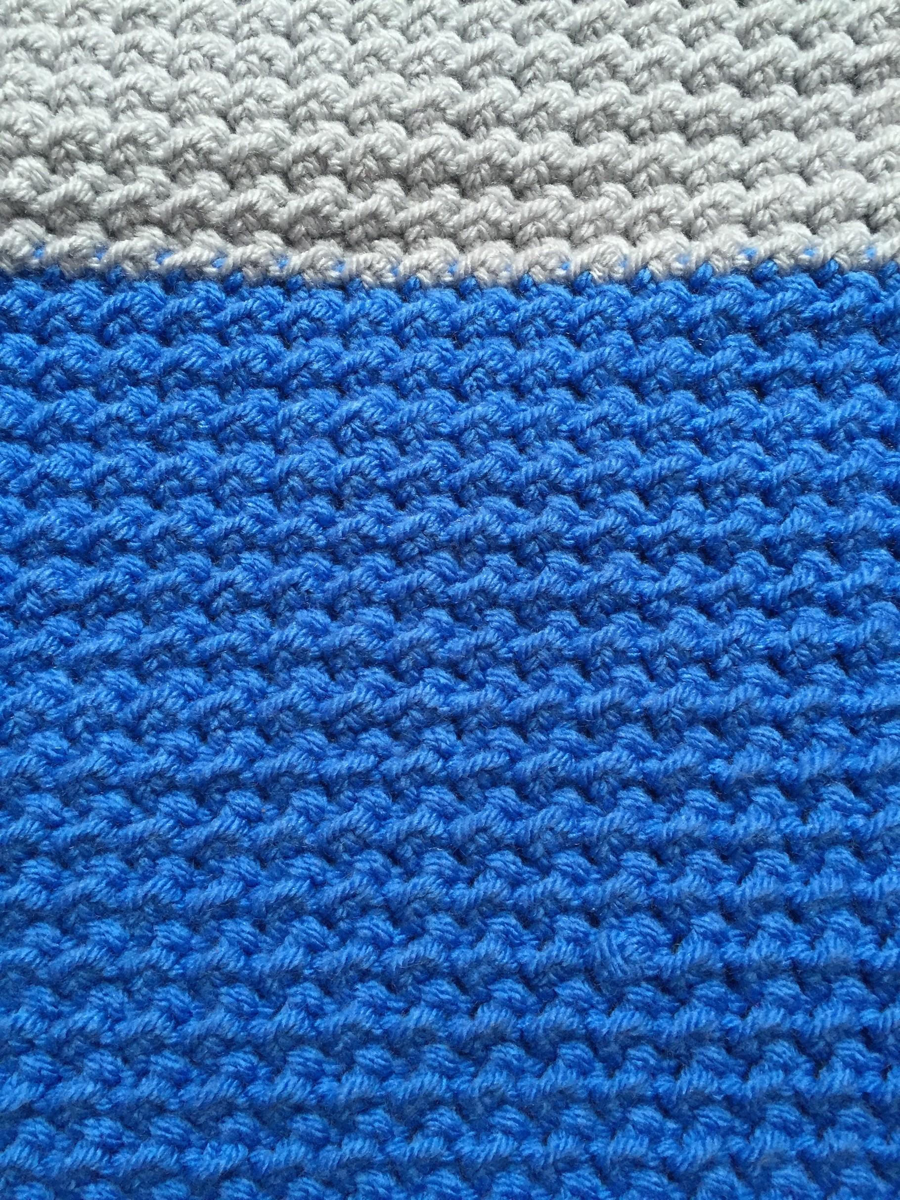 Crochet Headband With Flower Pattern
