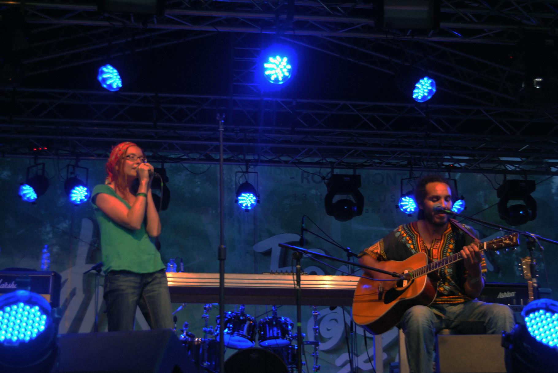 Fan Fest - Sang Conteste