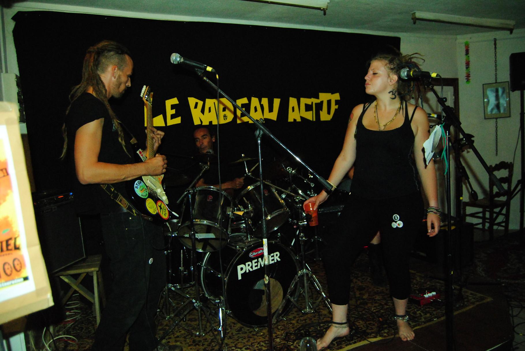 Le Radeau Actif - Némésis
