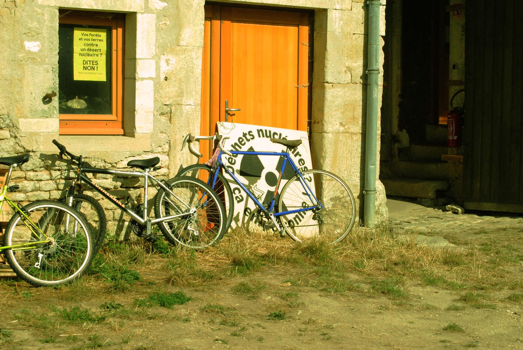 Maison de Résistance à la poubelle nucléaire Cigéo