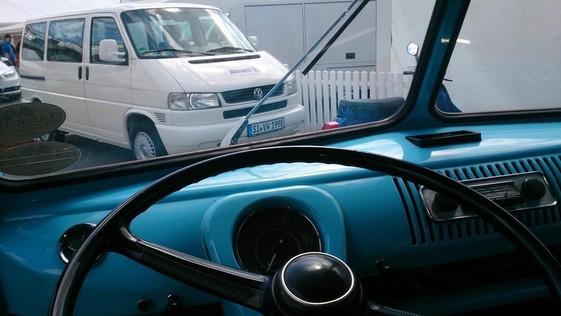 Reduce to the maxx.......alles Wesentliche im Blick, wer braucht da noch I-drive?