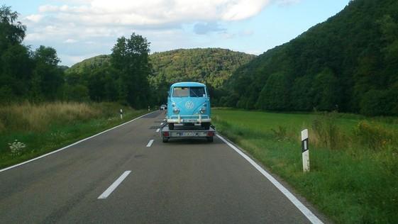 ein langes Wochenende in der Eifel geht zu Ende.......schön war`s